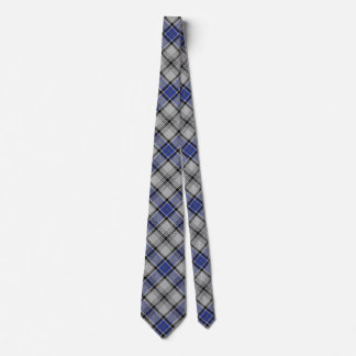 Scottish Clan Hannay Tartan Tie