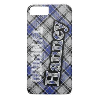 Scottish Clan Hanney Hannay Tartan iPhone 7 Plus Case
