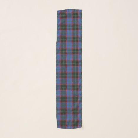 Scottish Clan Home Hume Tartan Plaid Scarf