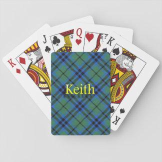 Scottish Clan Keith Playing Cards