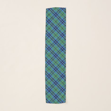 Scottish Clan Keith Tartan Plaid Scarf