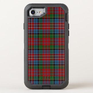 Scottish Clan Kidd Tartan OtterBox Defender iPhone 7 Case