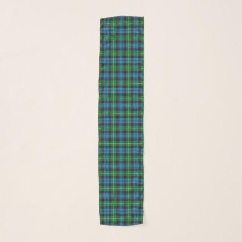 Scottish Clan Lamont Tartan Plaid Scarf