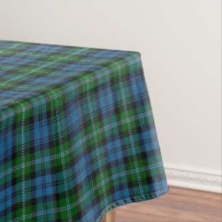 Scottish Clan Lyon Tartan Tablecloth