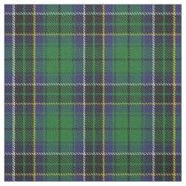 Scottish Clan MacAlpine MacAlpin Tartan Plaid Fabric