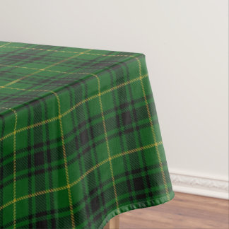Scottish Clan MacArthur Tartan Tablecloth