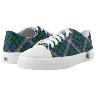Scottish Clan MacDowall McDowell Tartan