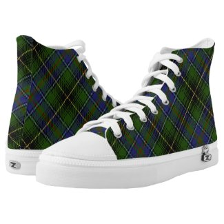 Scottish Clan MacInnes Tartan