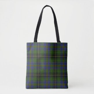 Scottish Clan MacInnes Tartan Plaid
