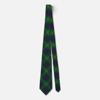 Scottish Clan MacIntyre Tartan Tie