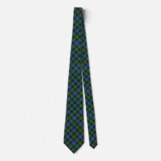 Scottish Clan MacKenzie Tartan Tie