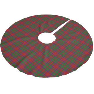 Scottish Clan MacKintosh Tartan Brushed Polyester Tree Skirt