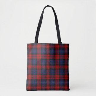 Scottish Clan MacLachlan McLaughlin Tartan Plaid Tote Bag
