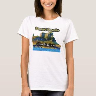 Scottish Clan MacLean Duart Castle T-Shirt