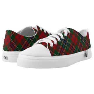 Scottish Clan MacLean Tartan
