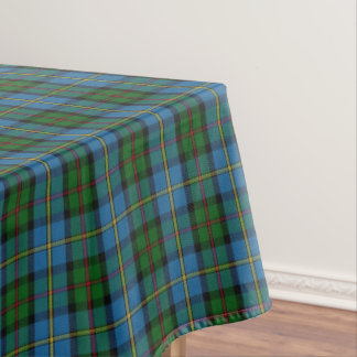 High Quality Scottish Clan MacLeod Celebration Tartan Tablecloth