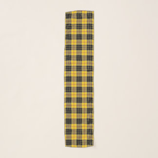 Scottish Clan MacLeod of Lewis Tartan Plaid Scarf