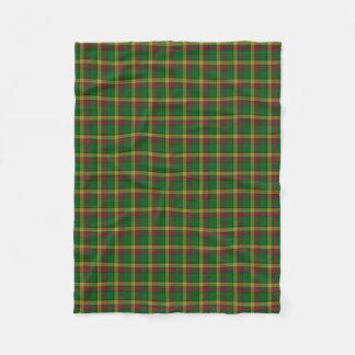 Scottish Clan MacMillan Classic Tartan Fleece Blanket