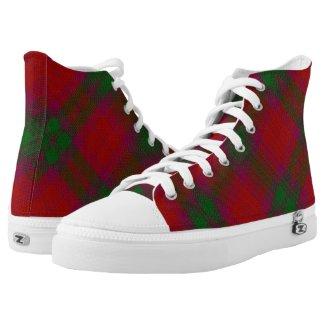 Scottish Clan MacNab Tartan