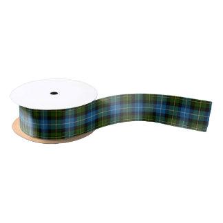 Scottish Clan MacNeil Classic Tartan Satin Ribbon