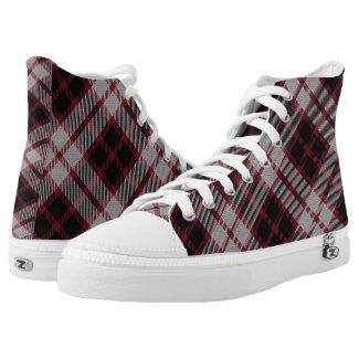 Scottish Clan MacPherson Tartan