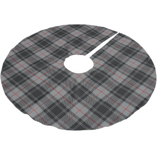 Scottish Clan Moffat Tartan Brushed Polyester Tree Skirt