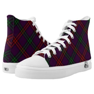 Scottish Clan Montgomery Tartan