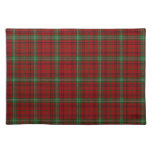 Scottish Clan Morrison Tartan Cloth Placemat