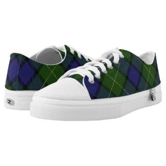 Scottish Clan Muir Tartan