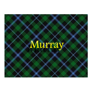 Scottish Clan Murray Postcard