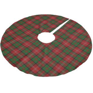 Scottish Clan Nisbet Nesbitt Tartan Brushed Polyester Tree Skirt