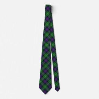 Scottish Clan Sutherland Tartan Tie