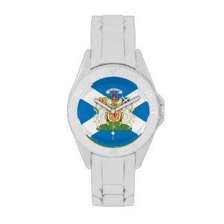 Scottish Coat of Arms Wrist Watches