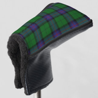 Scottish Colors Clan Armstrong Tartan Plaid Golf Head Cover