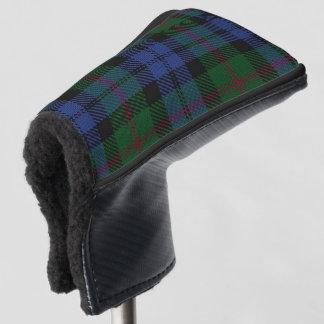 Scottish Colors Clan Baird Tartan Plaid Golf Head Cover