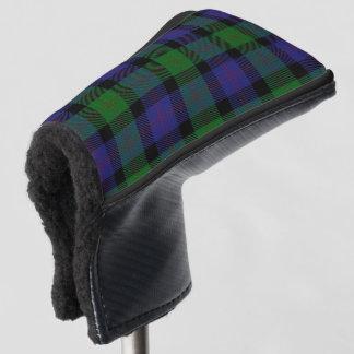 Scottish Colors Clan Blair Tartan Plaid Golf Head Cover