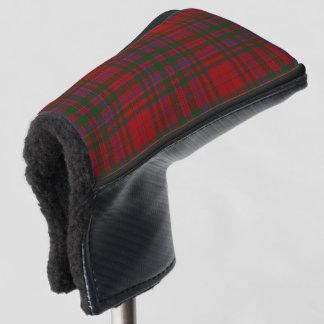 Scottish Colors Clan MacDougall Tartan Plaid Golf Head Cover