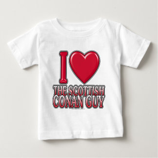 Scottish Conan Guy Baby T-Shirt