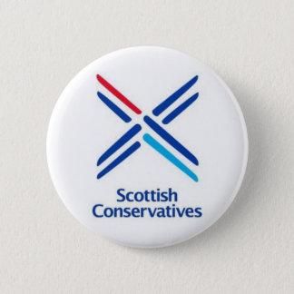 Scottish Conservatives Pinback Button