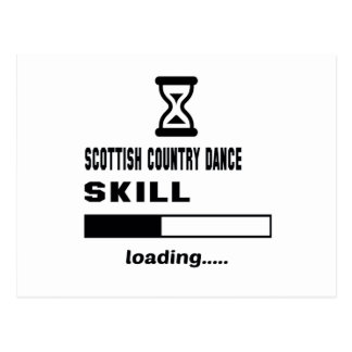 Scottish Country dance skill Loading...... Postcard