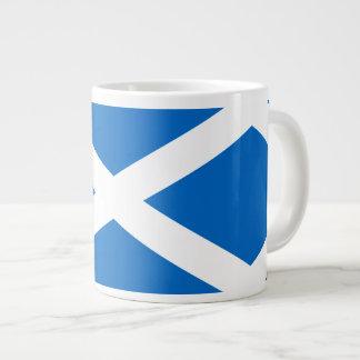 Scottish Cross Scotland Colors Giant Coffee Mug