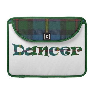 Scottish Dancer double-sided MacBook Pro Sleeve