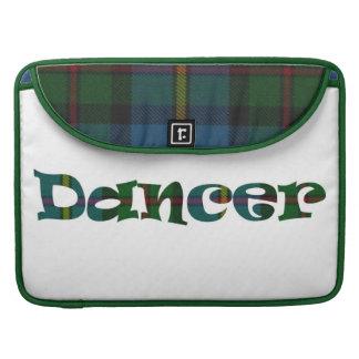 Scottish Dancer double-sided Sleeve For MacBooks