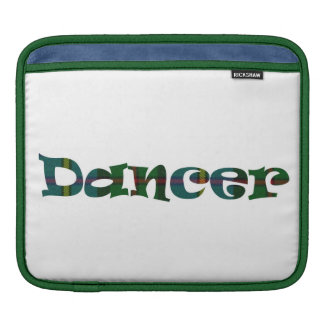 Scottish Dancer double-sided Sleeves For iPads