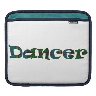 Scottish Dancer Sleeves For iPads