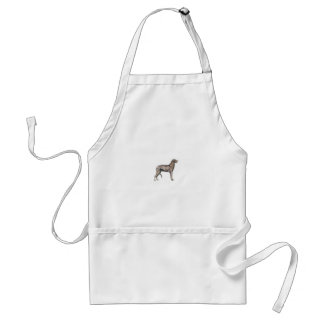 Scottish Deerhound Aprons