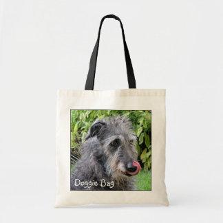 Scottish Deerhound Budget Tote Bag