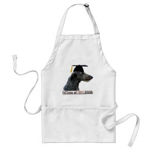 Scottish Deerhound Grad 09 Adult Apron