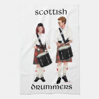 Scottish Drummers Towels