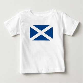 Scottish Flag Baby T-Shirt